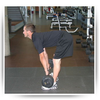 Used Squat Rack >> Straight Leg Deadlift